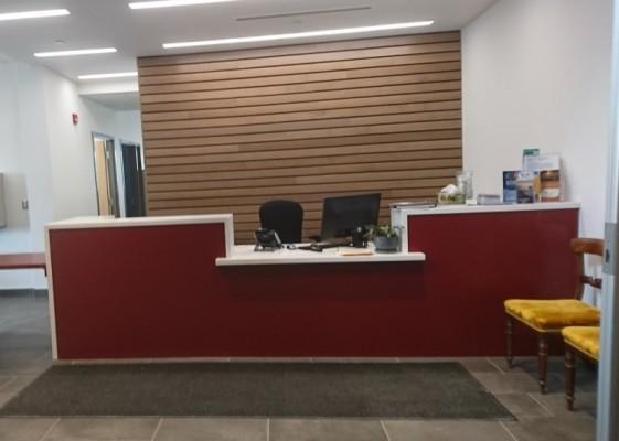 Harris Corporate Interiors Inc